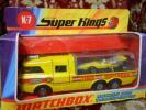 Super Kings K-7 RACING CAR TRANSPORTER