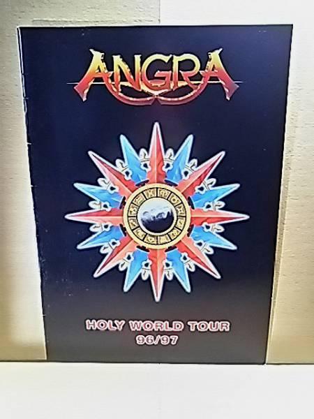 ANGRAアングラ/Holy World Tour 96/97/ツアーパンフ
