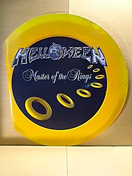 HELLOWEENハロウィン/Master Of The Rings/ツアーパンフ