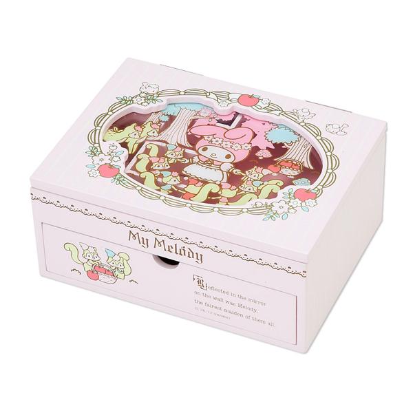 【新品未開封】マイメロディ アクセサリーケース 白雪姫◆ジュエリーボックス◆小物入れ◆サンリオ グッズの画像