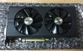 ■ほぼ新品 Sapphire NITRO+ RADEON RX 480 8G GDDR5 PCI-E DUAL HDMI/DVI-D/DUAL DP [PCIExp 8GB] /出品A