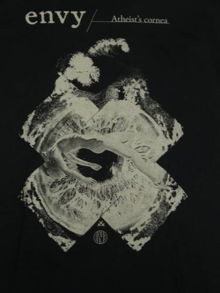 envy Tシャツ/エンヴィーハードコア2