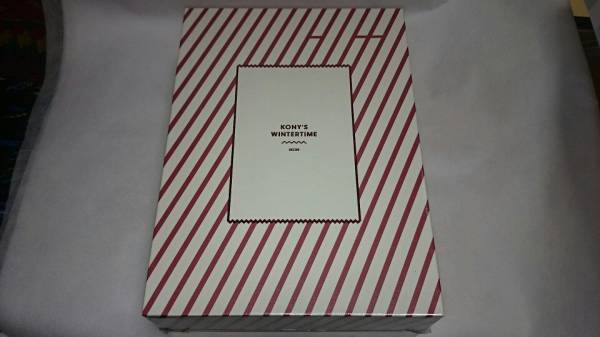 iKON KONY'S WINTERTIME 新品未開封 ライブグッズの画像