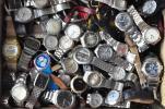 腕時計300本 セット 大量 ジャンク まとめて セイコー シチズン カシオ 手巻き 自動巻き SEIKO CITIZEN CASIO スイス SWISS ラドー RADO 6
