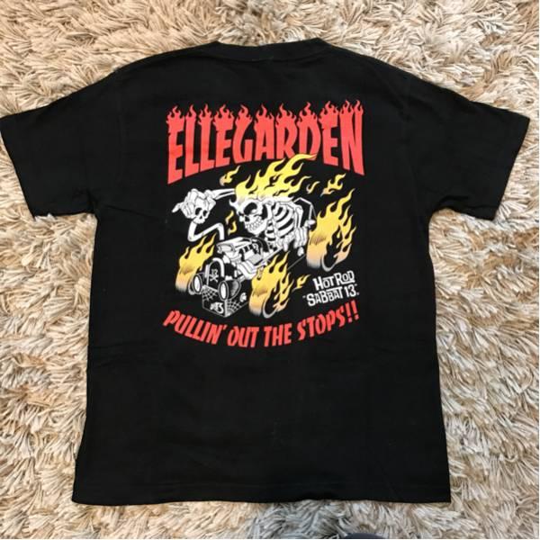 ELLEGARDEN エルレガーデン Tシャツ HIATUS ハイエイタス モノアイズ 細美武士
