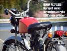 ソロ solo AC17 N Projectシリーズ 第4弾! ボディーコート&タイヤ整備 クラシカルスタイル (検 ズーマー エイプ バイト ドリーム