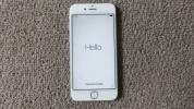 iPhone 6s シルバー 64GB 中古品 画面割れあり 動作正常