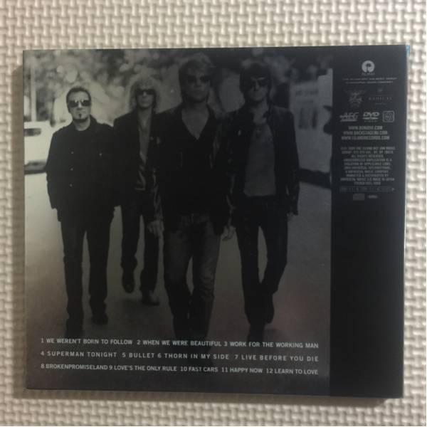 ボン・ジョヴィ ザ・サークル~デラックス・エディション 【CD+DVD】【SHM-CD】国内盤 帯付き