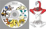 アイデアの元epsマスコット/キャラクター集/イラスト集/Illustrator CS6 Photoshop CS6 Adobe CCでも完動/他と同梱可