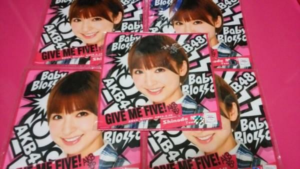 篠田麻里子 推しタオル5枚 AKB48 グッズ マリコ様 ライブ・総選挙グッズの画像