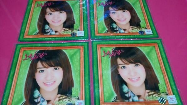 大島優子 推しタオル4枚セット AKB48 グッズ ライブ・総選挙グッズの画像