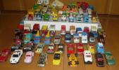 日本製トミカ集めました!まとめて74台☆tomica/レア/建設車両消防車両/ジャンク