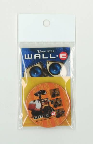 送料無料!WALL-E/ウォーリー・マグネット_未使用美品 ディズニーグッズの画像