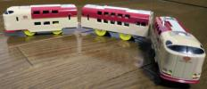 ◆◆プラレール サンライズエクスプレス 動作確認済み 3両編成◆◆