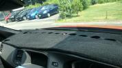ボルボV60S60専用★ダッシュボードマットVOLVOカーペット