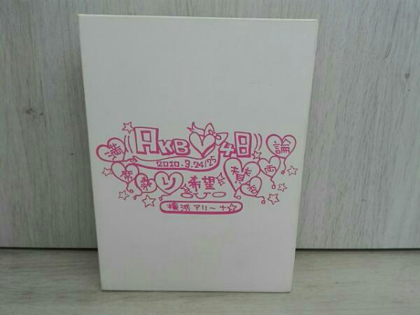 AKB48 満席祭り希望 賛否両論 TeamA スペシャルBOX ライブ・総選挙グッズの画像