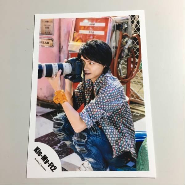 Kis-My-Ft2・横尾渉・生写真⑤