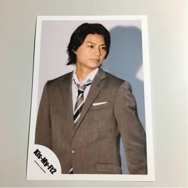 Kis-My-Ft2・横尾渉・生写真⑧・新