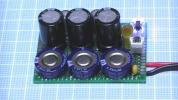 EDLC 50万μF+バランサー 12V車専用キャパシター コンデンサー