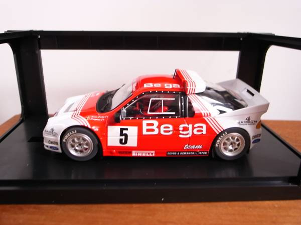 1/32 MSC Ford RS200  No.5/ Rally Ypress 1986