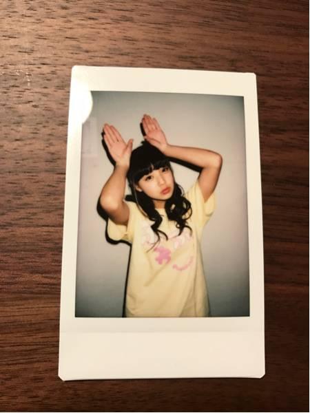 【即決】原宿駅前パーティーズ 横田美雪 チェキ ふわふわ 原駅 ④