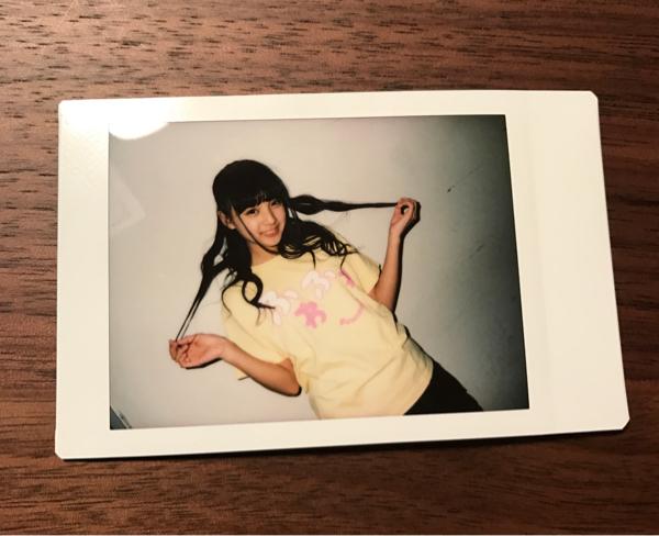 【即決】原宿駅前パーティーズ 横田美雪 チェキ ふわふわ 原駅 ⑧