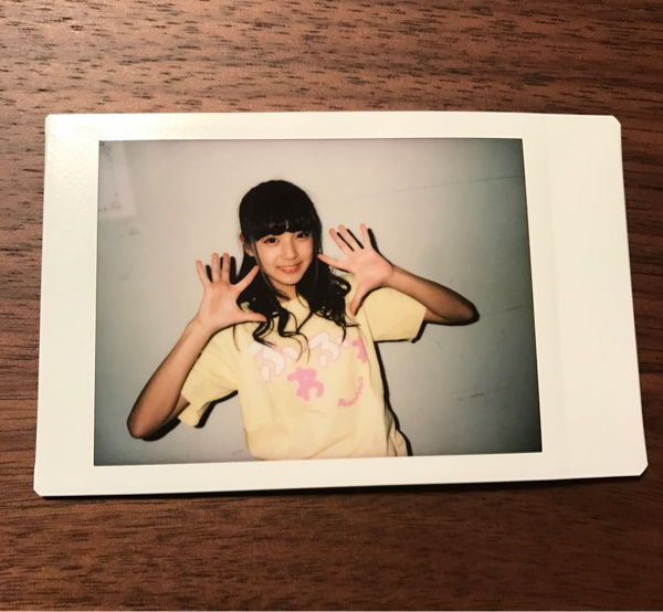 【即決】原宿駅前パーティーズ 横田美雪 チェキ ふわふわ 原駅 ⑨