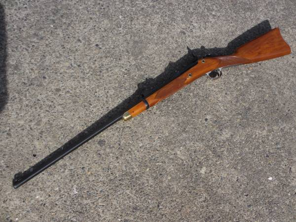 中古トイガン(43) タナカ スプリングフィールドM1873 オフィサーズモデル1875 カスター将軍モデル_画像2