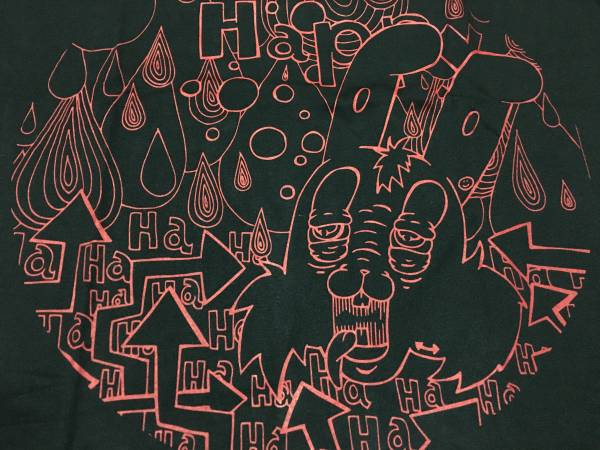 MEJIBRAY「Slivers」BIG Tシャツ ライブグッズの画像