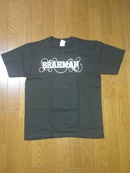 BRAHMAN ブラフマン 霹靂(へきれき)Tシャツ 黒 サイズS ライブグッズの画像