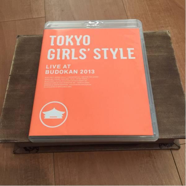 東京女子流 TOKYO GIRLS' STYLE LIVE AT BUDOKAN 2013 ライブグッズの画像