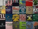 ◆古着卸USA■ロゴ/文字 アメリカンTシャツMIX24枚セット★★★XL