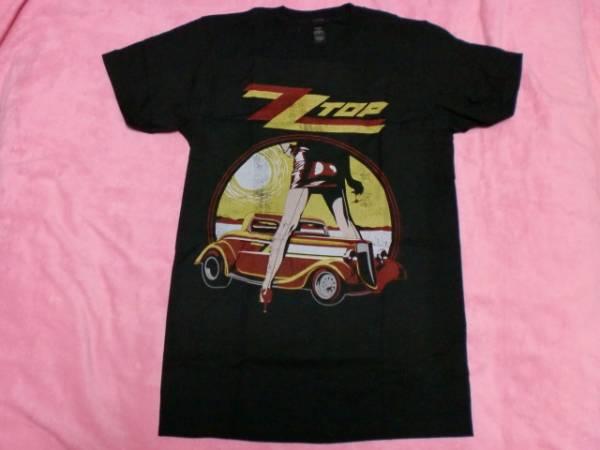 ZZ TOP ジージー トップ Tシャツ M バンドT ロックT AC/DC Foghat Motorhead