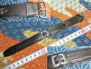 日本海軍・時計バンド・未使用デッドストック(日本軍日本陸軍軍刀参謀将校野戦陸戦隊