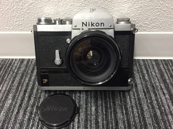 【29】 ニコン Nikon F レンズ付 6834712 中古 カメラ