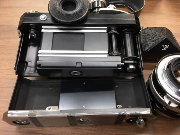 【690】ニコン Nikon F フォトミックファインダー レンズ付き_画像3