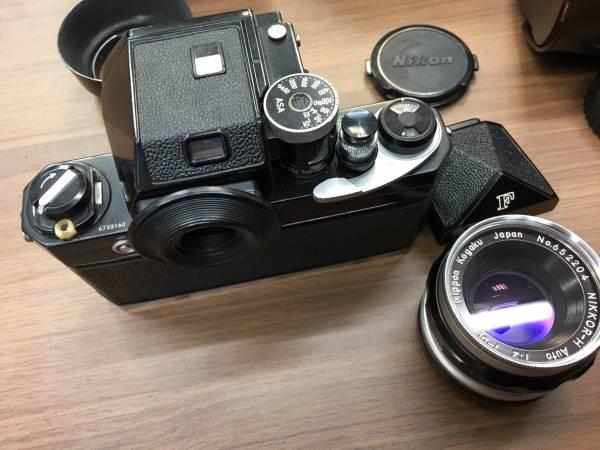 【690】ニコン Nikon F フォトミックファインダー レンズ付き_画像2