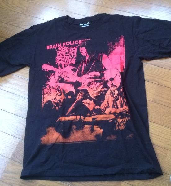 ★頭脳警察 ルードギャラリー限定Tシャツ!【新品未使用】PANTA石塚俊明