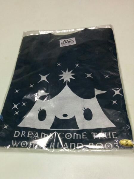 即決  未使用 ドリカム wonder land 2003 Tシャツ Sサイズ ライブグッズの画像