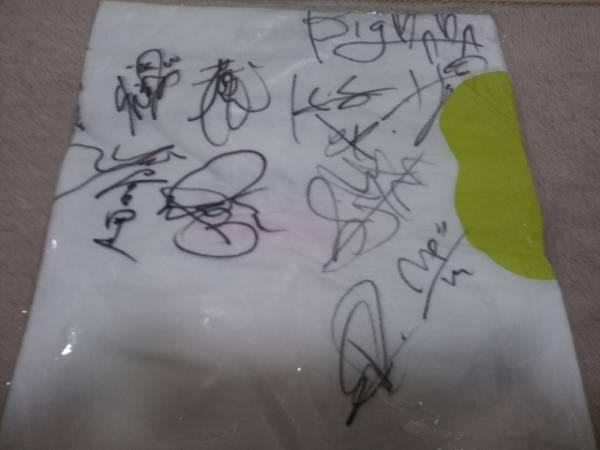 ★送料無料★ HY+BIGMAMA ツアー サイン入りツアーTシャツ