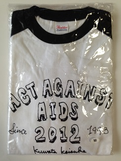 サザン/桑田/AAA2012 ラグラン長袖Tシャツ/新品
