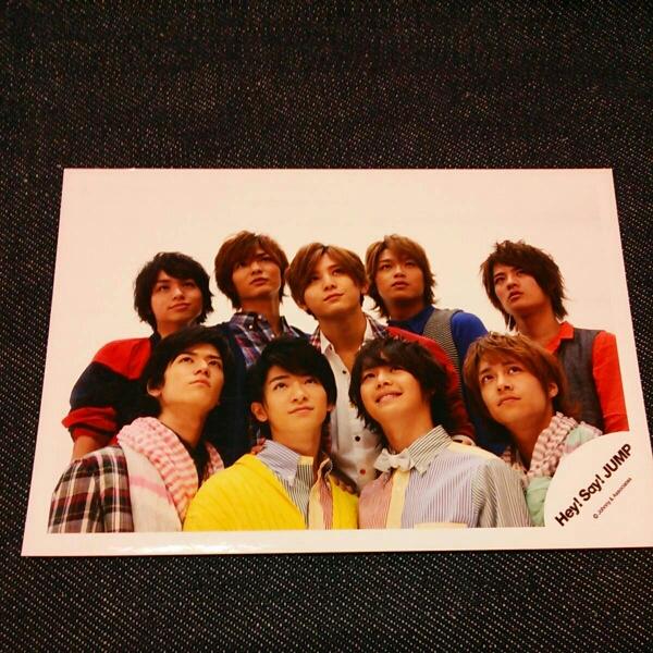 Hey!Say!JUMP 公式写真 全国へjumpツアー2013 集合 ②