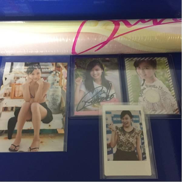 小島瑠璃子 限定セット!カード、サイン、イベントさ限定写真、直筆サインカレンダー グッズの画像
