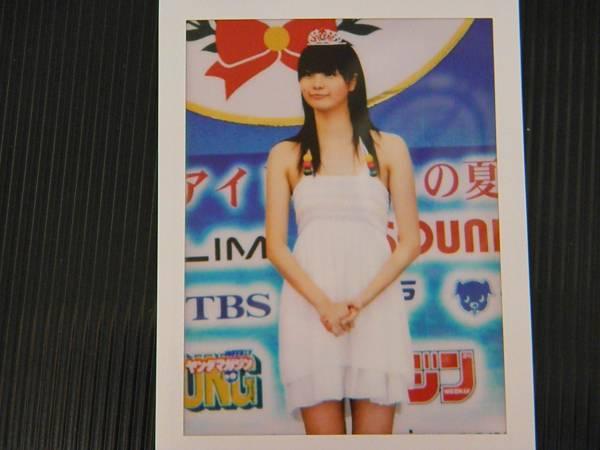 新川優愛【チェキ】写真【同梱無料】ミスマガジン