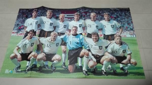 サッカー ポスター ドイツ代表 ルイ・コスタ