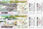 JR東日本 太子堂駅&東北福祉大前駅開業記念入場券 19/03/18 仙台駅