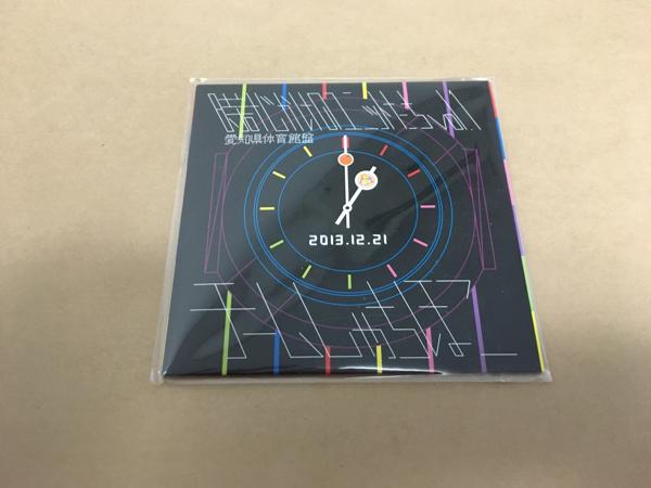 チームしゃちほこ 時計じかけのユニット vol.1 愛知県体育館盤 新品未開封