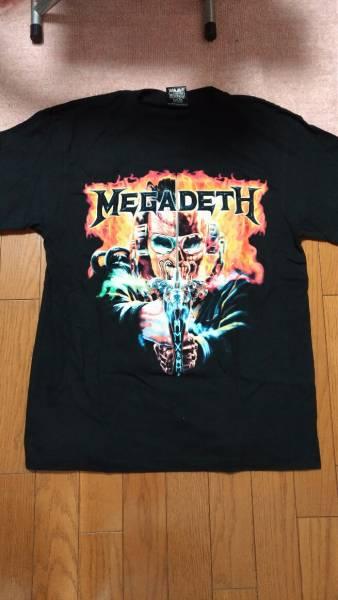 megadeth 2006年ツアーTシャツ オフィシャル