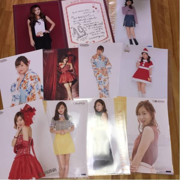 ℃-ute 萩原舞 大量生写真 ピンナップポスター コレクション セット ライブグッズの画像