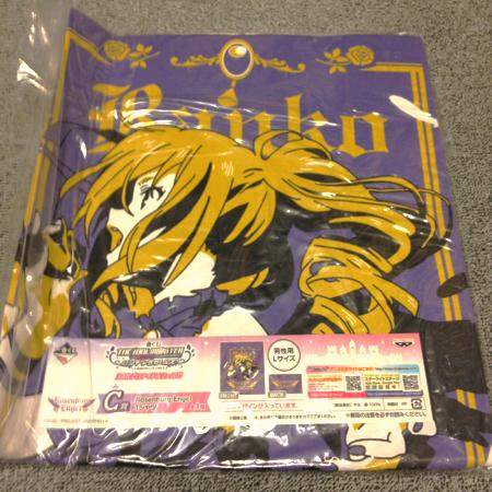 ◆新品◆シンデレラガールズ神崎蘭子 Tシャツ サイズL 346プロ